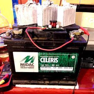 Процедура відновлення акумулятора автомобіля