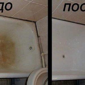 Чим мити акрилову ванну в домашніх умовах?