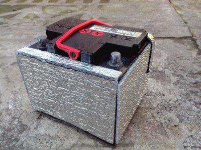 Аккумулятор из отрицательных пластин своими руками 6