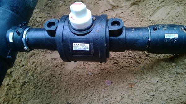 полиэтиленовые краны для подземной установки