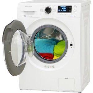 Розміри і габарити пральних машин з фронтальним завантаженням