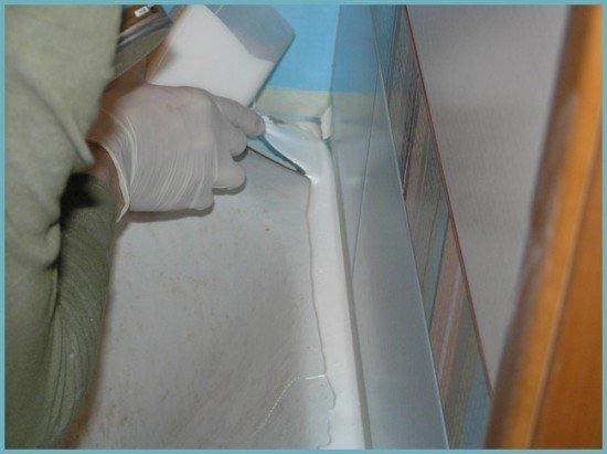 Как покрыть ванну акрилом в домашних условиях своими руками 93