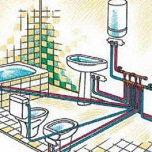Монтаж водопроводу у приватному будинку: як зробити своїми руками і яка вартість?