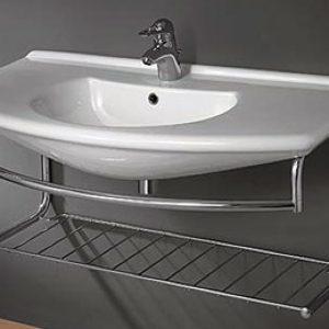 Установка раковини у ванній кімнаті своїми руками: стандарти висоти і інших розмірів
