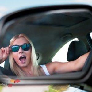 Рекомендації дамам, або Як навчитися водити машину в осінньо-зимовий період?