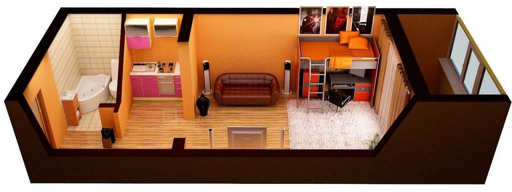 Как лучше сделать планировку в квартире