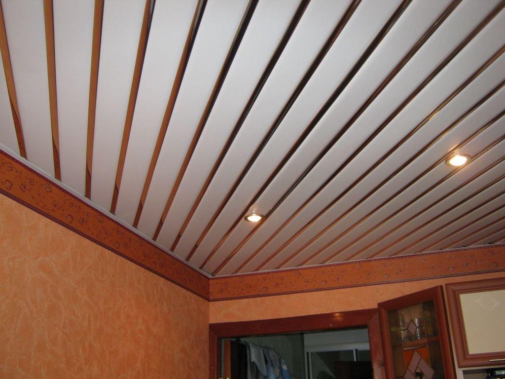 Потолки из панелей пластиковых своими руками