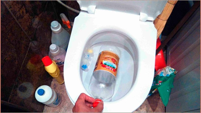 Что делать если засорился унитаз в домашних условиях 637