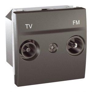 Як вибрати і підключити ТВ розетку?