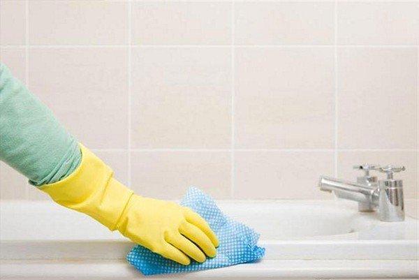 Чистка ванн в домашних условиях 122