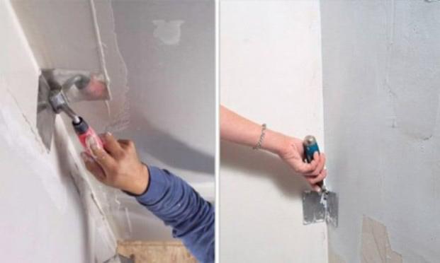 Как шпаклевать стены своими руками финишной шпаклевкой 73