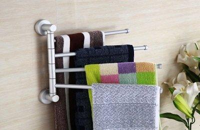 Крючки для полотенцев своими руками