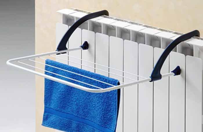 Как сделать полотенце сушилку 682