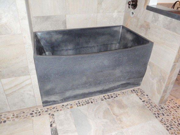 [Бетонная ванна своими руками видео