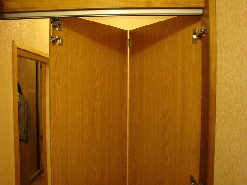 Ремонт двери гармошки видео 143