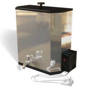 Водонагрівач для дачі наливна з нагрівачем: як вибрати і установка