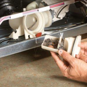 Як почистити фільтр пральної машини LG, Samsung, Indesit і Bosch