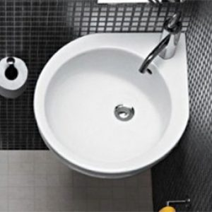 Маленькі раковини для туалету: вибір і установка +фото