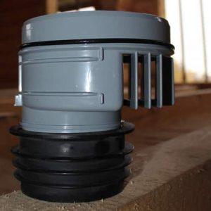 Що таке зворотний клапан для каналізації