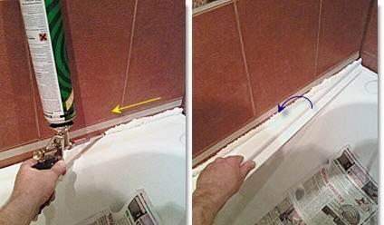 Чим заробити стик в ванни фото 241-137
