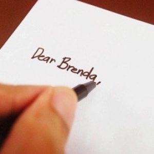 Як писати лист англійською – плани листів з прикладами і переказом