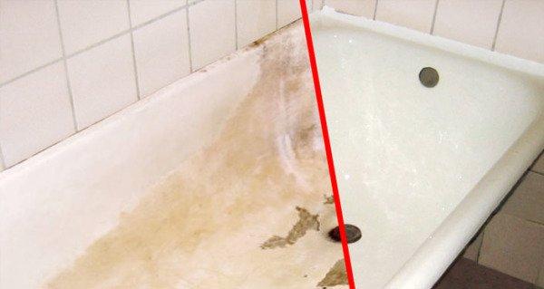 Ванна как сделать новой