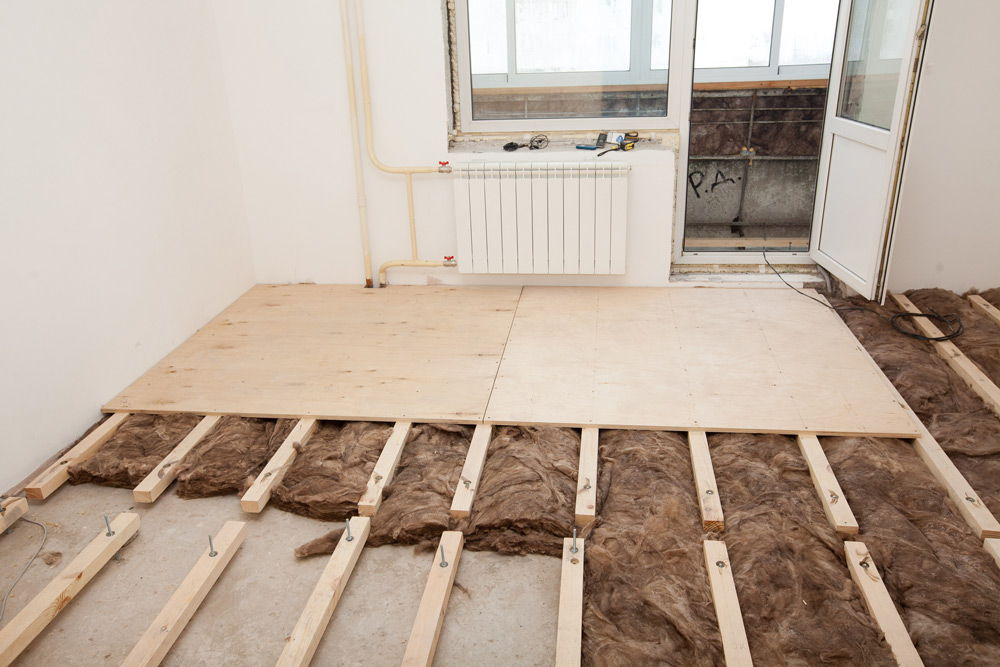 Как сделать ремонт деревянного пола 13