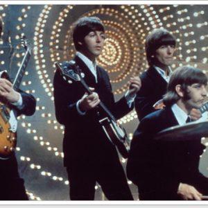 Вивчення англійської з піснями the Beatles
