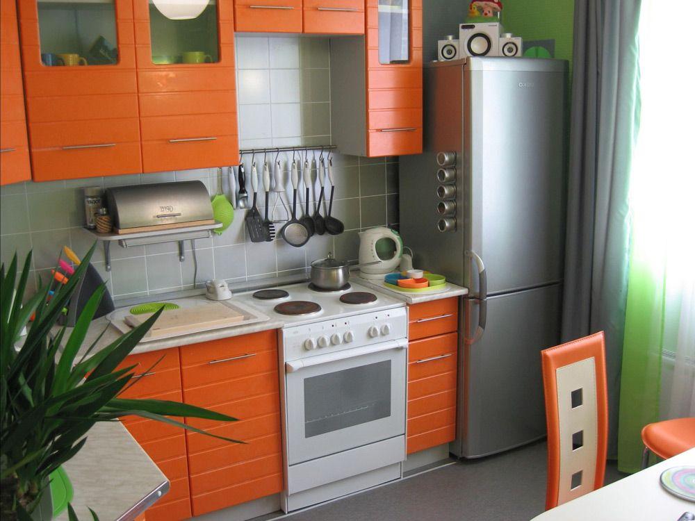 Ремонт хрущевки кухня 168