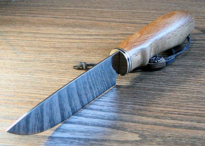Как изготовление ножей в домашних условиях 260