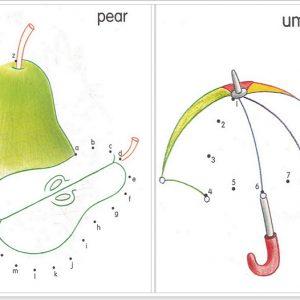 Розмальовки англійською для дітей – роздрукувати алфавіт