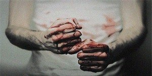 Рука в крові фото 728-860