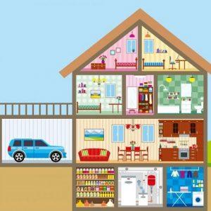 Опис будинку англійською мовою – зовнішній вигляд і внутрішнє облаштування