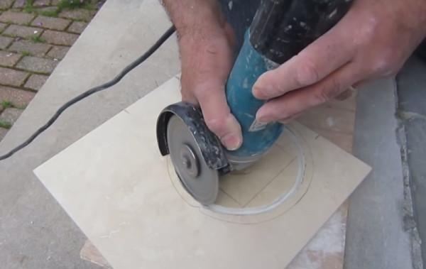 Чем разрезать плитку в домашних условиях