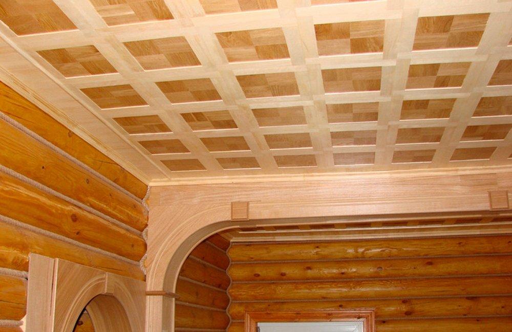 Отделка стен в деревянном доме изнутри своими руками