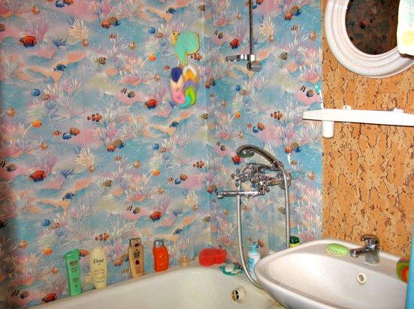 Стены для ванной своими руками фото 181