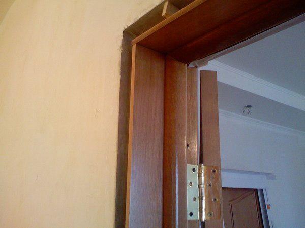 Из чего сделать дверную коробку своими руками 973