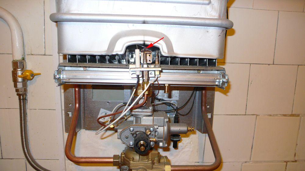 Газовые колонки вектор ремонт своими руками 70