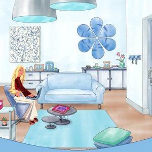 Твір «Мій дім» англійською – меблі та опис кімнат з прикладами