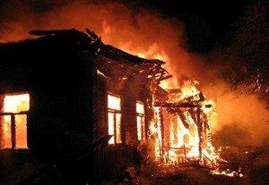 Сниться Згорів Будинок