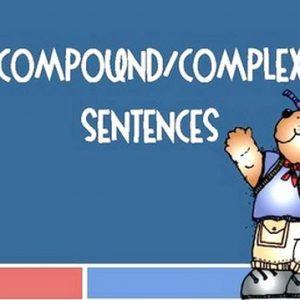 Складні речення в англійській мові – типи речень та їх зв'язок