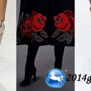 Модні жіночі чоботи осінь-зима 2016-2017. Фото і відео