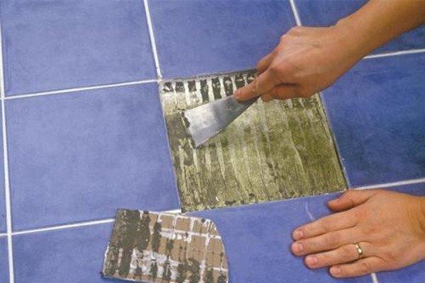 Ремонт плитка сделать своими руками 48