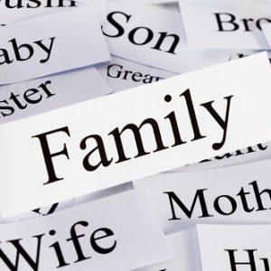 Сім'я англійською мовою або «А не скласти нам Family Tree?»