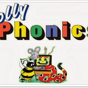 Фонетика англійської мови: відео Jolly Phonics