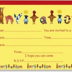Лист-запрошення англійською – корисні фрази з перекладом