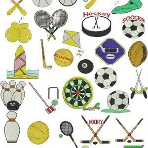 Види спорту англійською мовою: «How to speak about sport?»