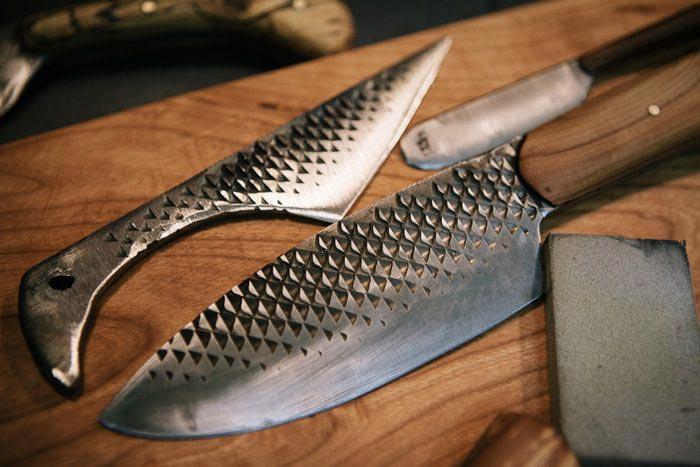 Как сделать самодельный нож из чего