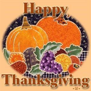 День подяки англійською мовою: Thanksgiving Day! Please, feast and pray!