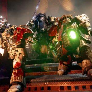 Як виправити вильоти, помилки, баги, низький FPS і зависання в Space Hulk: Deathwing?